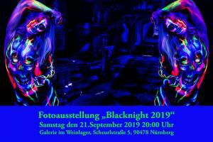 Schwarzlicht Black Nigth 2019.05.04