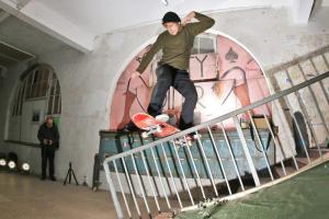 Klaus S. SkateBoarder