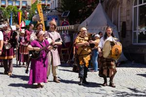 Stadtspektakel Kronach 26. Juli 2019