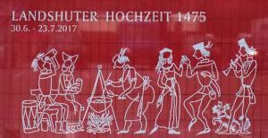 Landshuter Fürstenhochzeit  2017.07.09