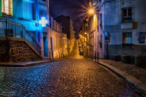 Der Charme von Paris