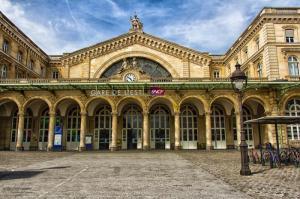 Gare de L´Est