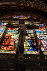 Kruzifix in St. Eustache