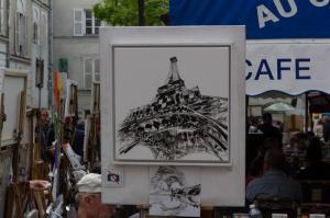 Kunst am Montmadre