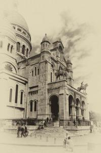 Wallfahrtstätte Sacre Coeur