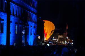 2009  Ballonglühen Hauptmarkt