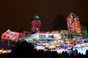 2010 Unterwegs – Eine Städtereise in Bildern Burg