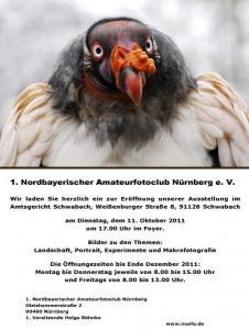 NueFo: Amstgericht Schwabach  2011