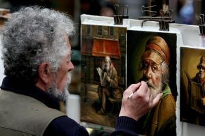 Herbert - Menschen-Maler