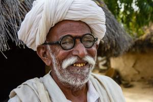 22 Lothar Dorfältester – Indien Rajasthan