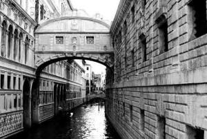 Detlef Knispel-Seuferbrücke-Venedig