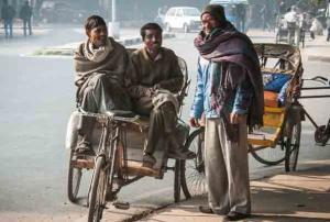 Heiko-Oestreicher-Freude bei der Arbeit, Indien-1