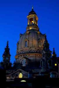 Helga Boehnke-Frauenkirche-Dresden