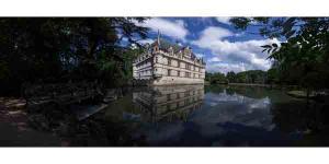 Marco Wenzel-Schloss Azay-le-Rideau-Loire, Frankreich