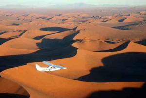 Rainer Summa-Über die Wüste, Sosusvlei Namibia